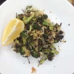 Best Ever Roaste Broccoli