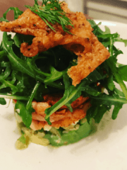 Stacked Chicken Salad