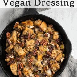 Cranberry + Pecan Dressing
